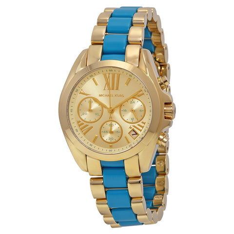 Michael Kors Bradshaw Ladies Watch  MK5908 - Free Shipping -  Promenade Watches