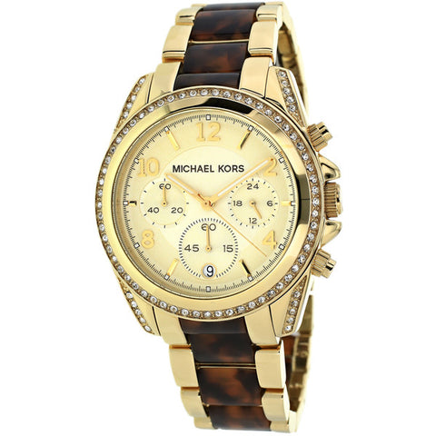 Michael Kors MK6094 Womens Blair Watches - Free Shipping -  Promenade Watches