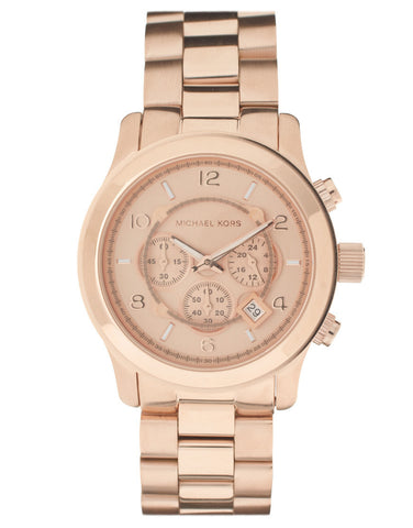 Michael Kors MK8096 Men's Runway Watch - Free Shipping -  Promenade Watches