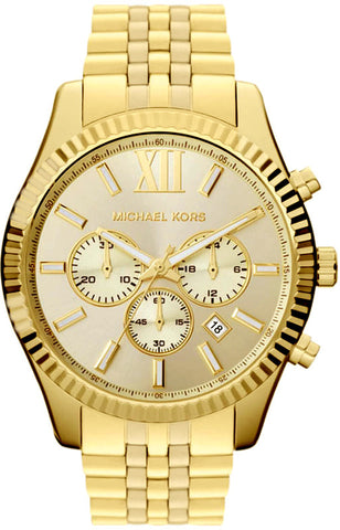 Michael Kors MK8281 Lexington Watch - Free Shipping -  Promenade Watches