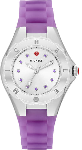 MICHLE E Jelly Bean Watch MWW12P000009