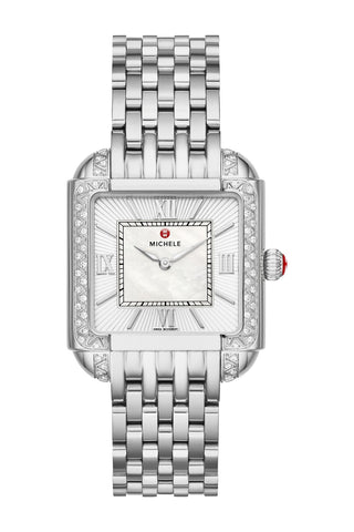 Michele Milou Watch Diamonds MWW15A000092