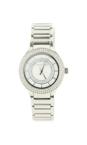 Michael Kors Mini Kerry Watch, 33mm - Silver MK3800