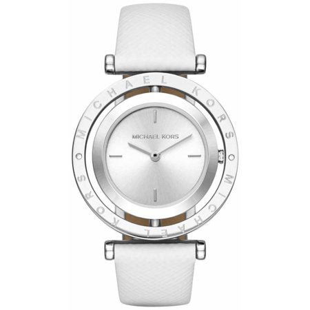 Michael Kors watch MK2524 White band Ladies