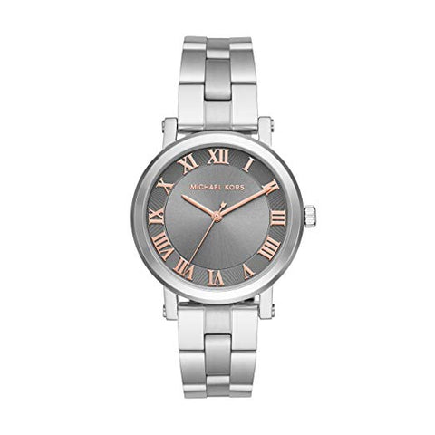Michael Kors Norie Grey Dial Ladies Watch MK3559