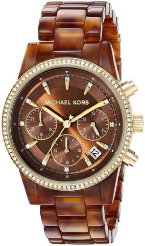 Michael Kors Women's MK6279 Ritz Watch - Free Shipping -  Promenade Watches