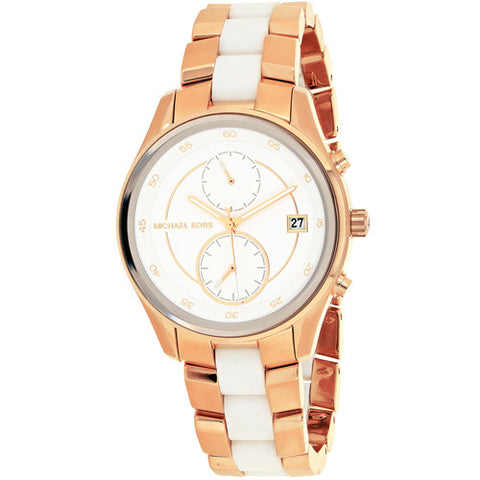 Michael Kors Briar White Dial Men's Watch MK6467