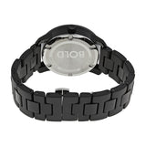 Movado Bold 42 mm Black Dial TR90/Polyurethane Stainless Steel Men's Watch 3600099 - Free Shipping -  Promenade Watches - 3