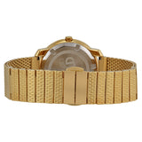 Movado Bold Gold Dial Gold Ion-plated Mesh Watch 3600242 - Free Shipping -  Promenade Watches - 3