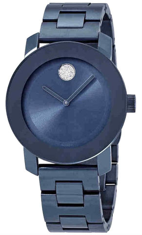 Movado Bold  Ladies Watch 3600494 Blue