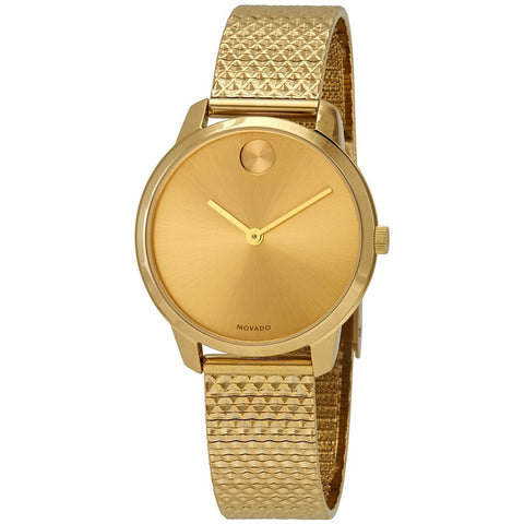 Movado bold watch 3600598 Gold
