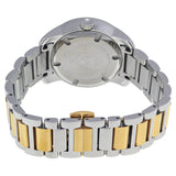 Movado Bold Quartz Silver Dial Two-tone Ladies Watch 3600245 - Free Shipping -  Promenade Watches - 3