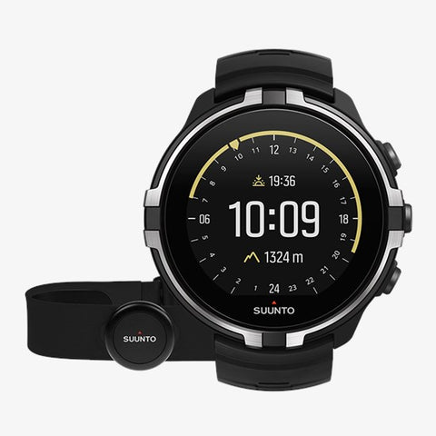 Suunto Spartan Sport Wrist HR Baro Stealth+Belt Watch
