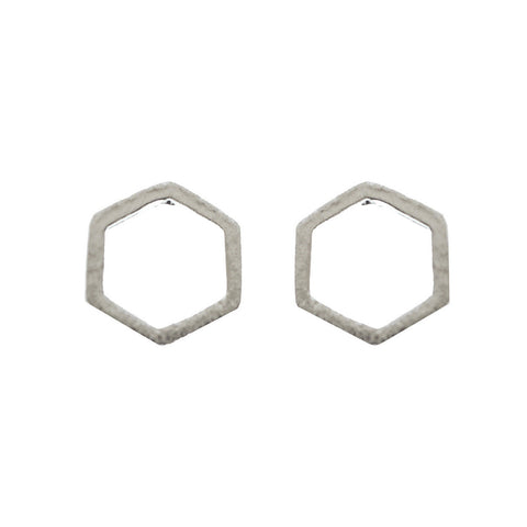 'Frankie' Stud Earrings - Studio Luna