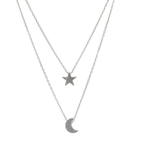 'Starry Night' Necklace - Studio Luna