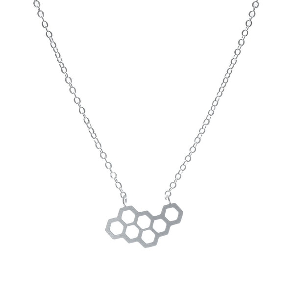 'Honeycomb' Necklace - Studio Luna