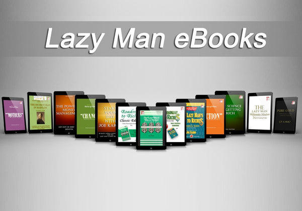Lazy Man's Way Digital eBooks & Bundles