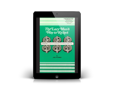 Joe Karbo's The Lazy Man's Way to Riches Classic