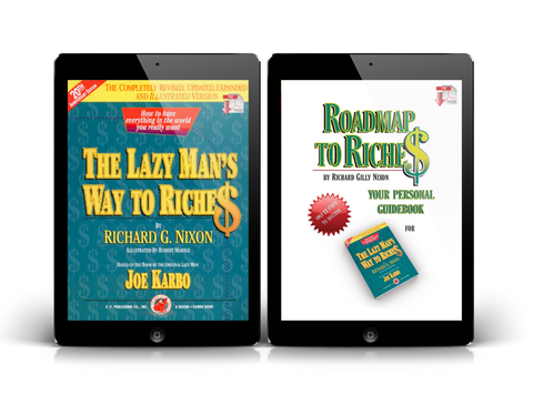 Richard G Nixon's 20th Anniversary Edition Lazy Man Bundle; 2 Ebook set