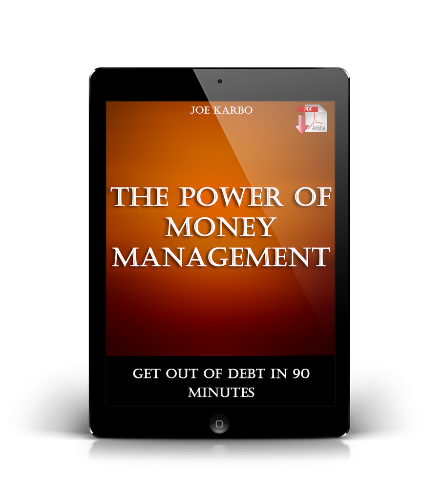 Joe Karbo's Power of Money Management