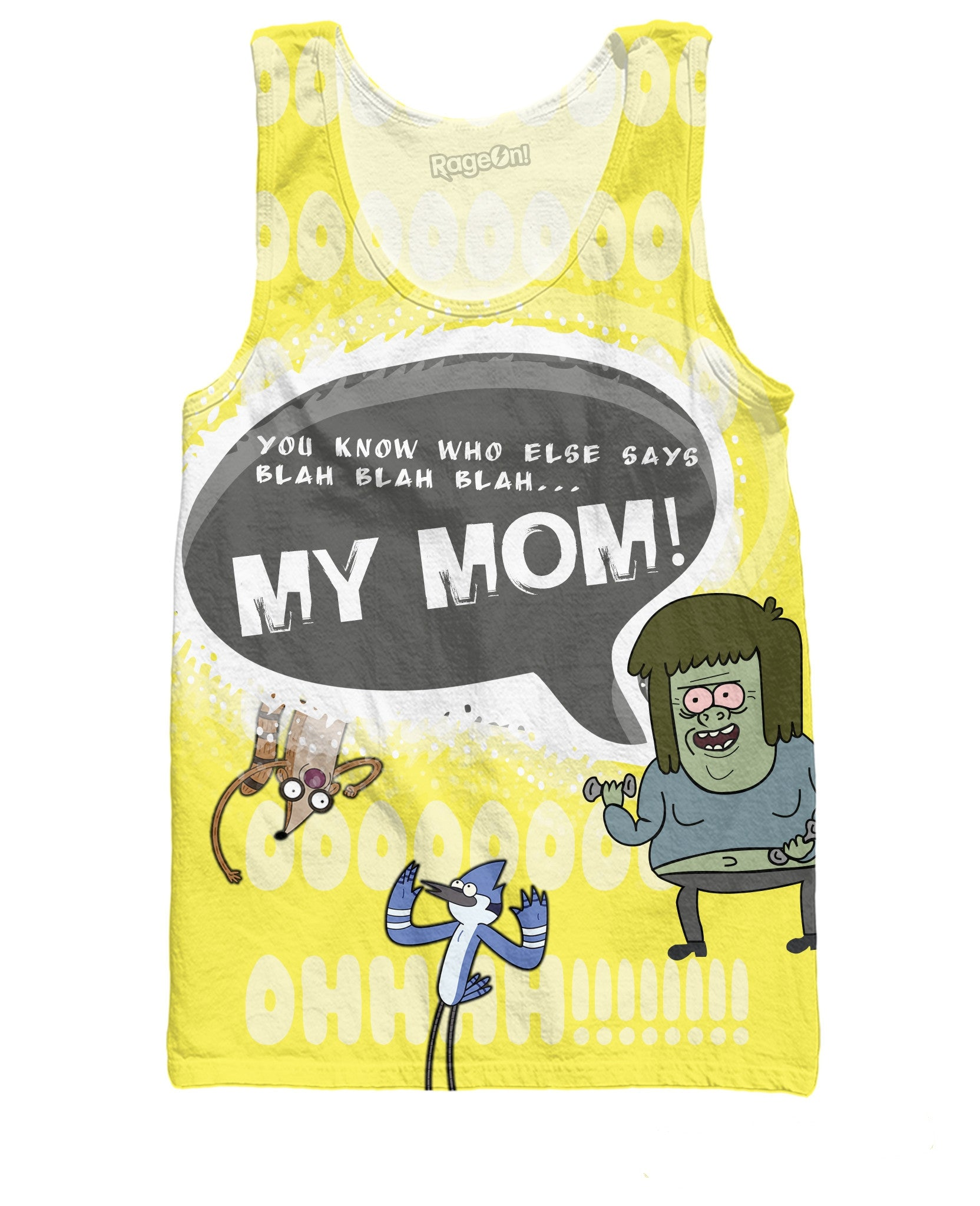 Muscle Man Tank Top