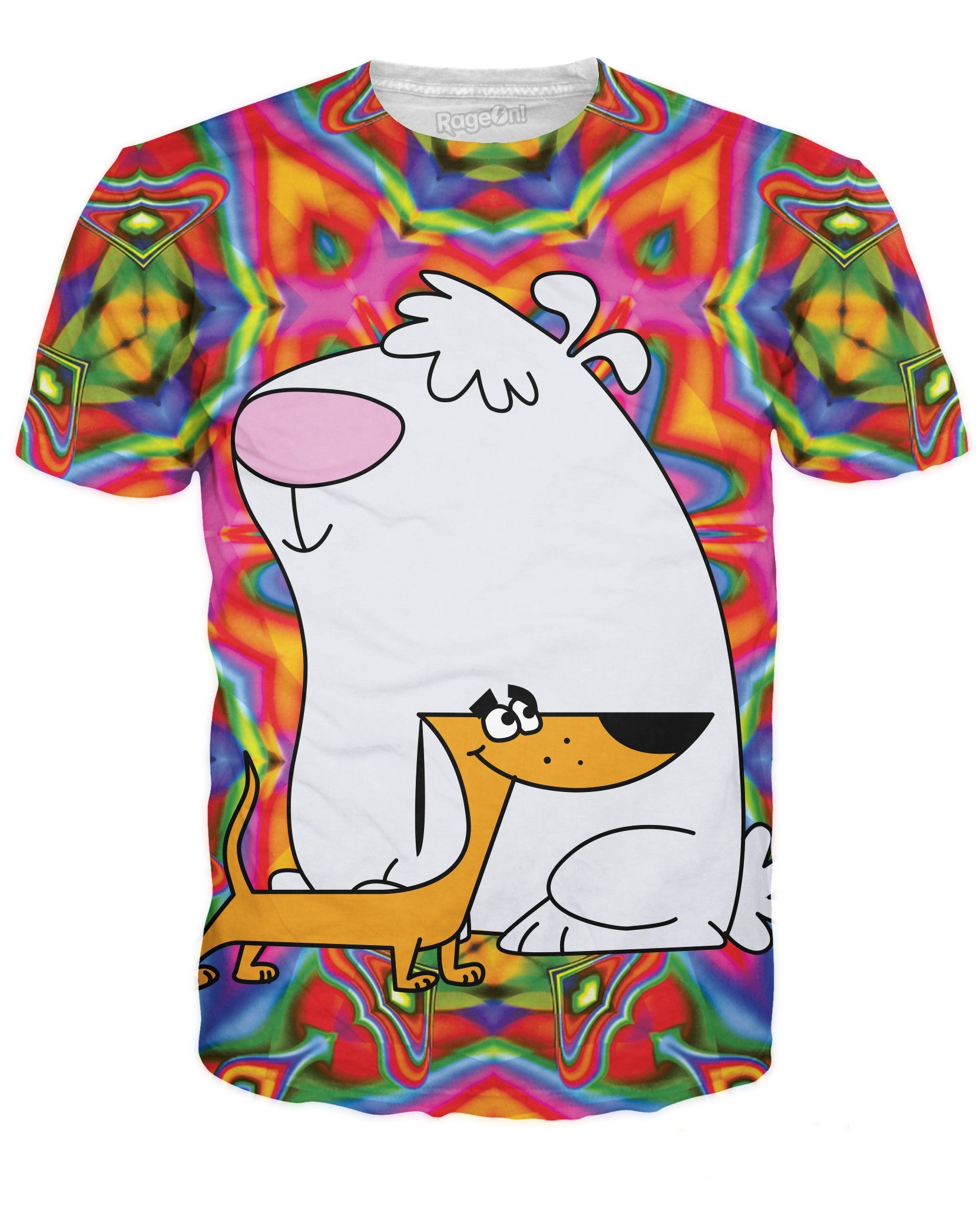2 Stupid Dogs T-Shirt