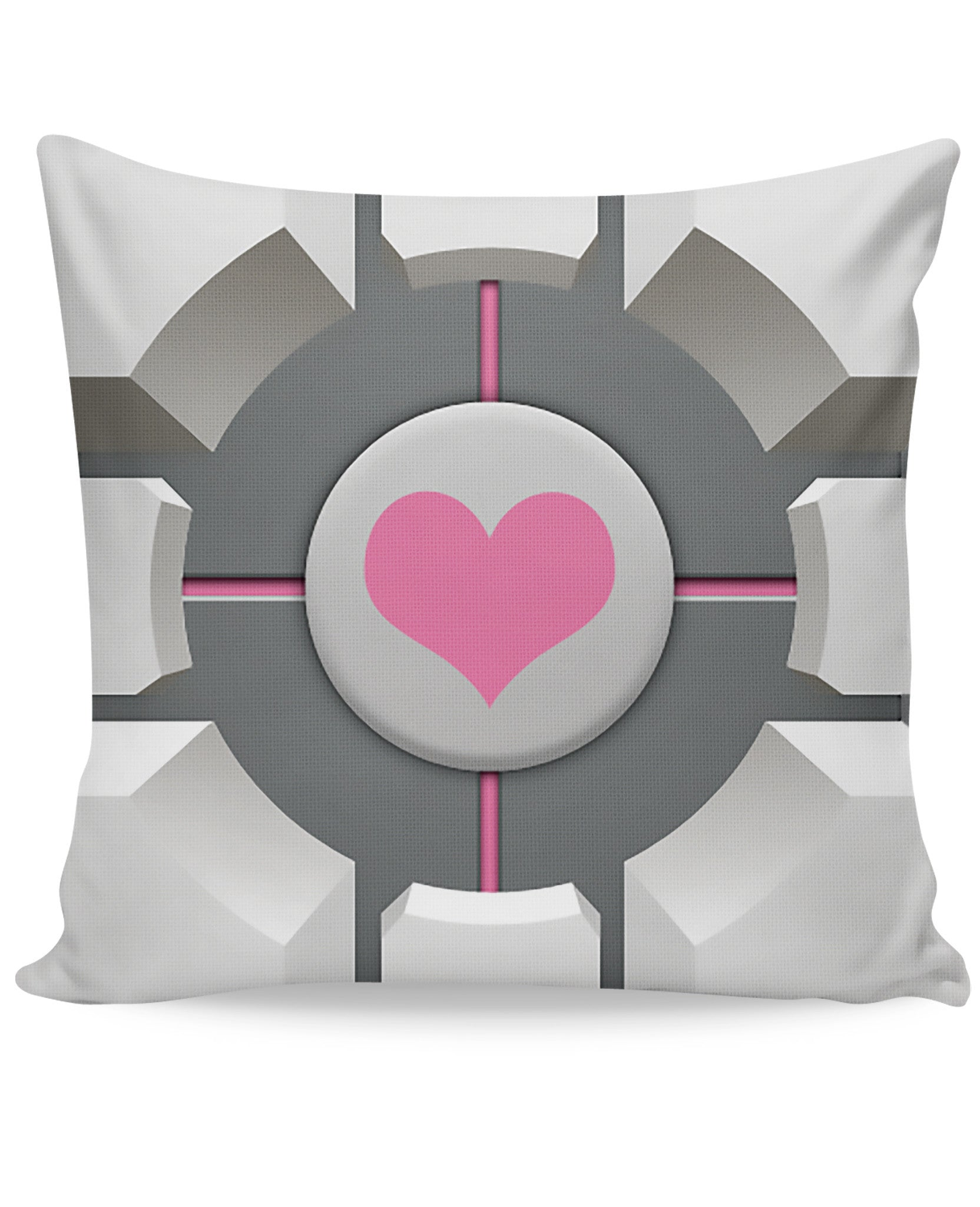 Companion Cube Couch Pillow