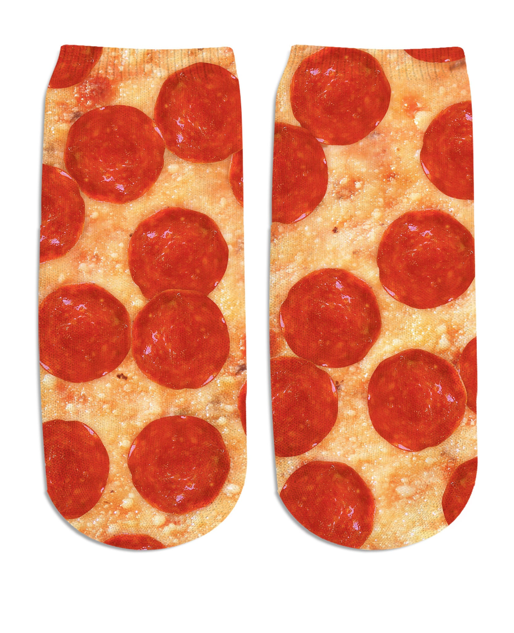 Pizza Ankle Socks