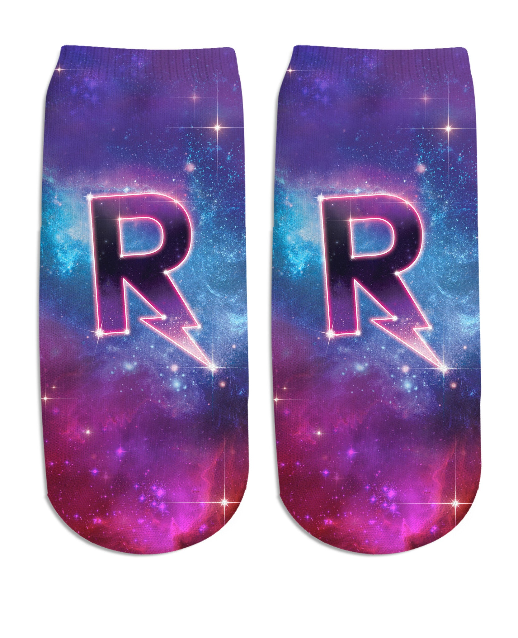 RageOn Space Ankle Socks