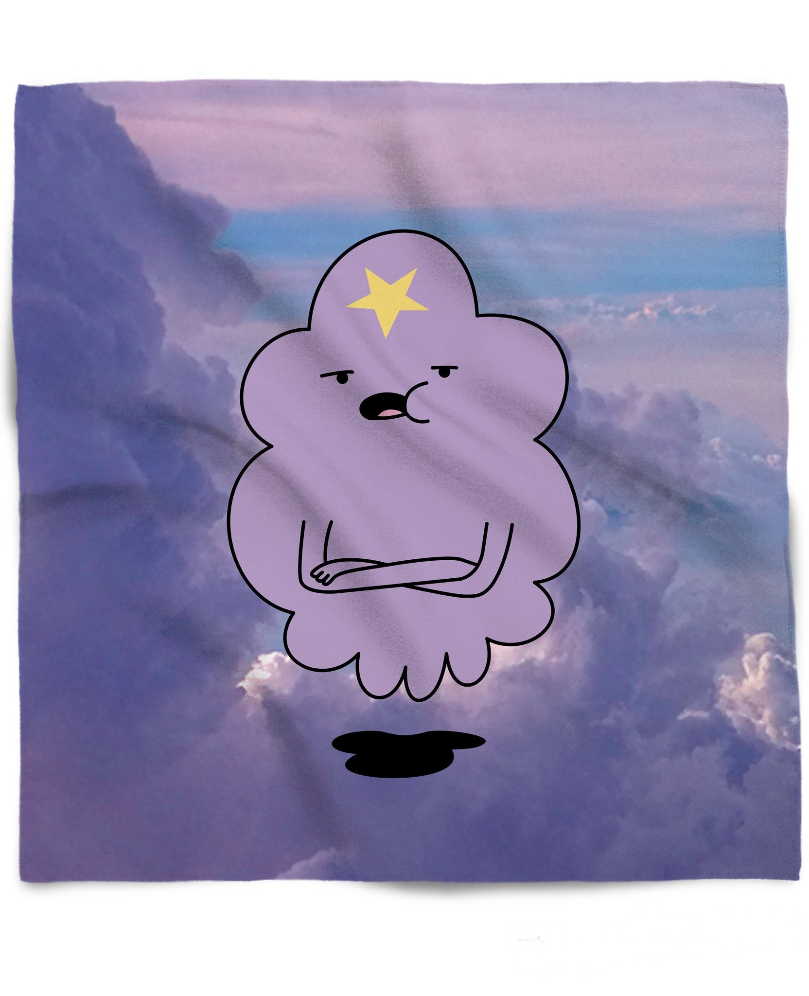 Lumpy Space Princess Bandana