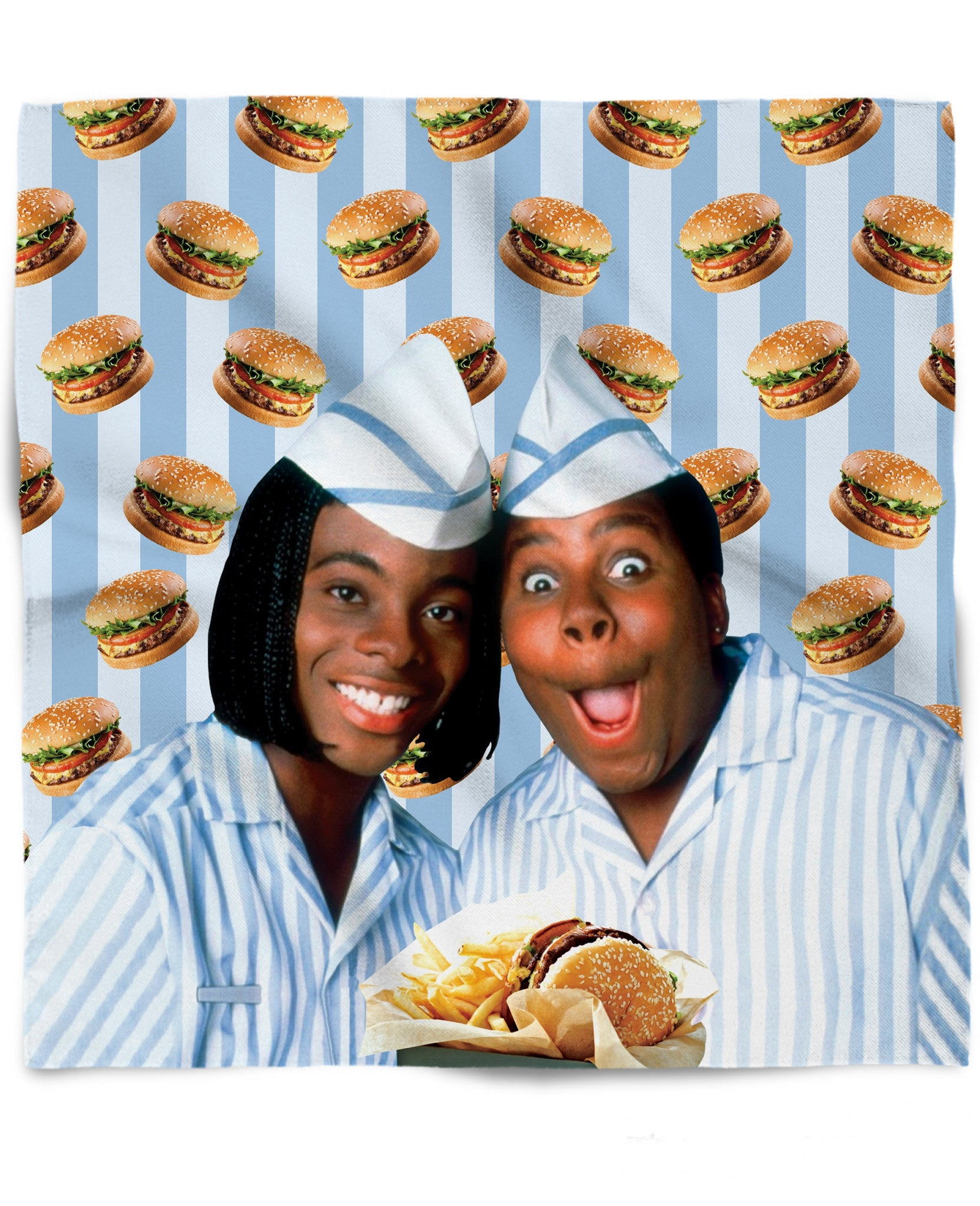 Good Burger Bandana