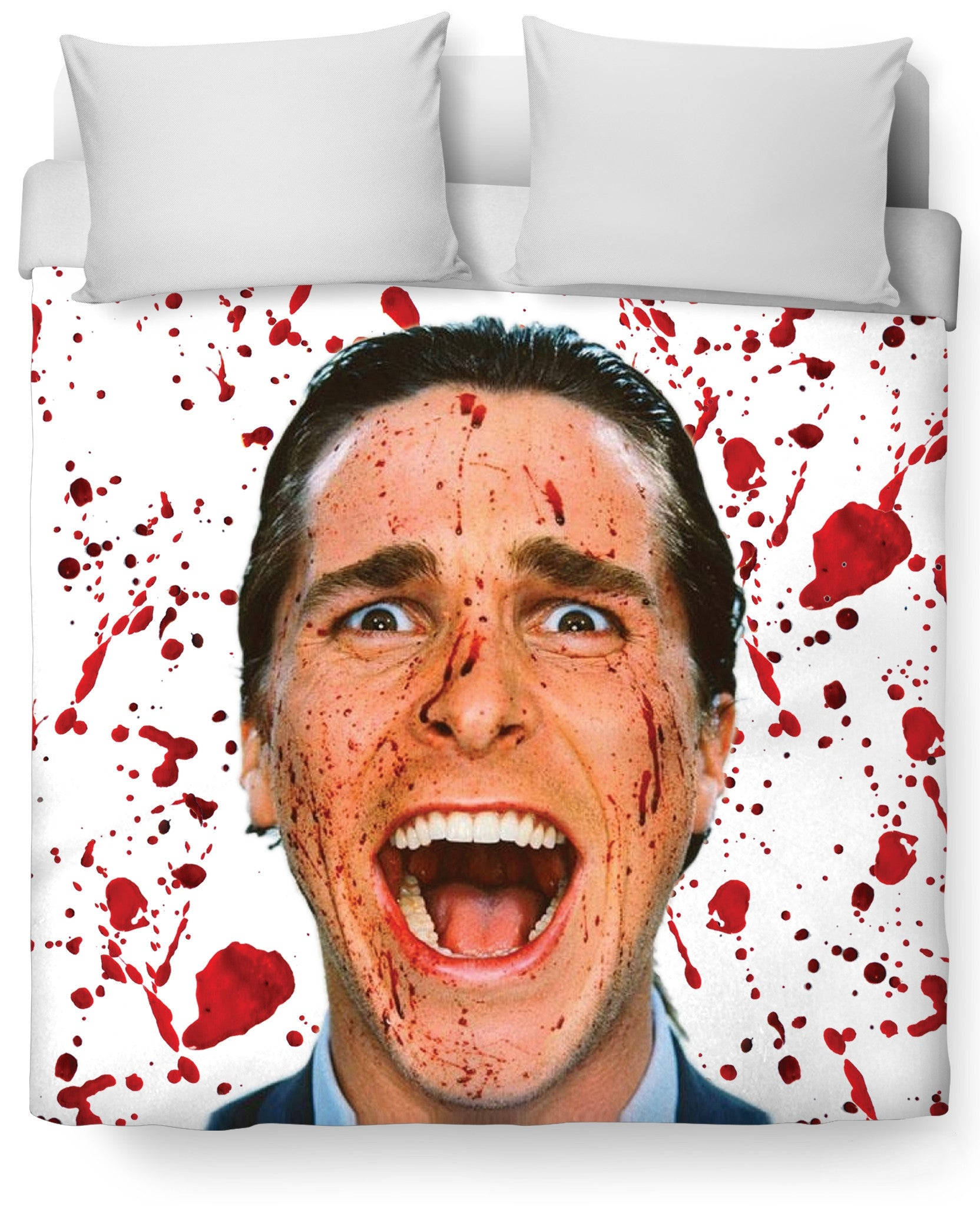 American Psycho Duvet Cover