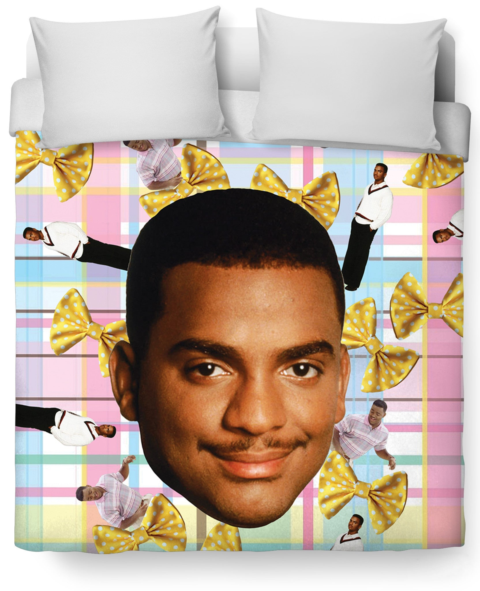 Carlton Duvet Cover