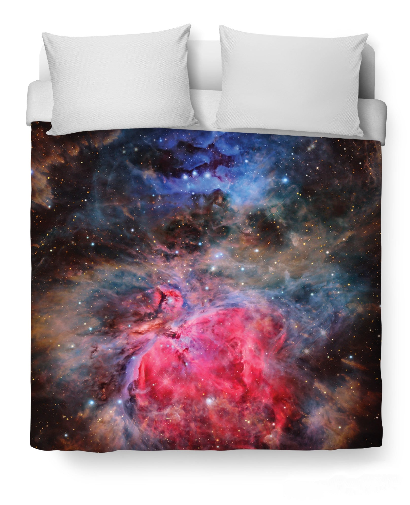 Heart of the Universe Duvet Cover