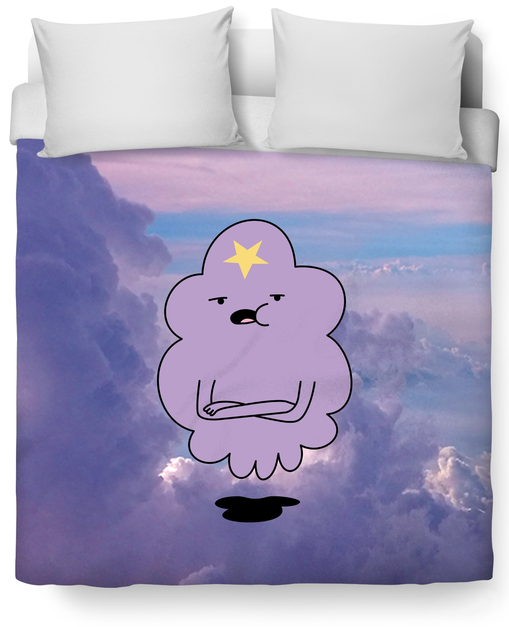 Lumpy Space Princess Duvet Cover
