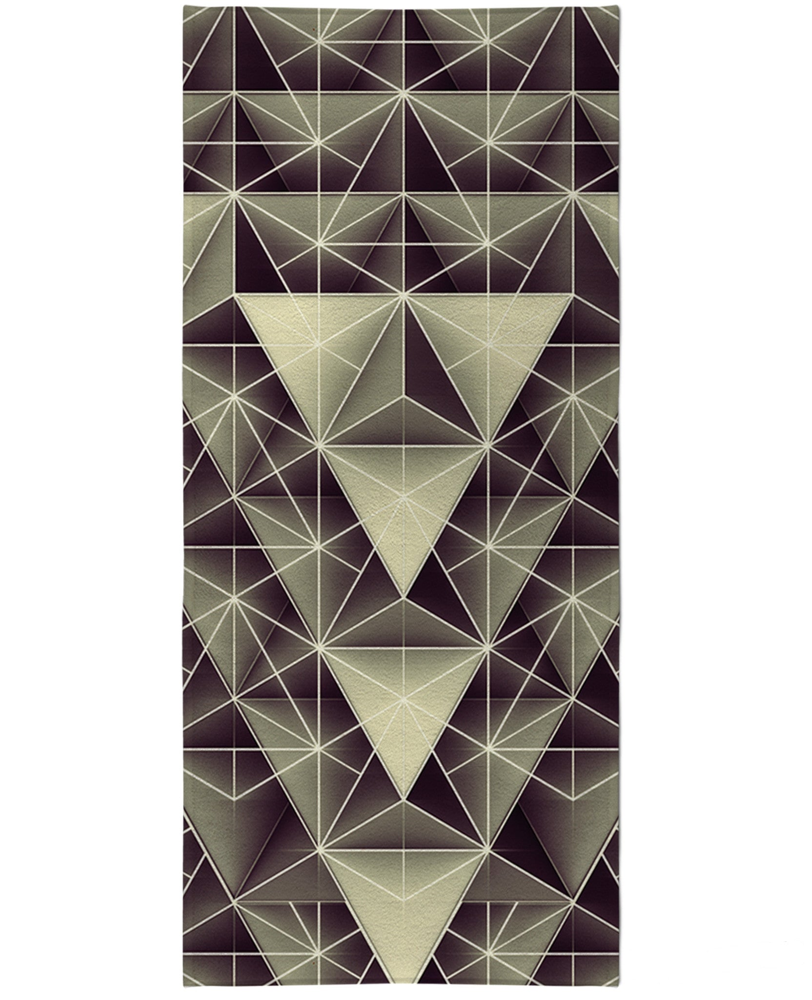 Isometry Beach Towel