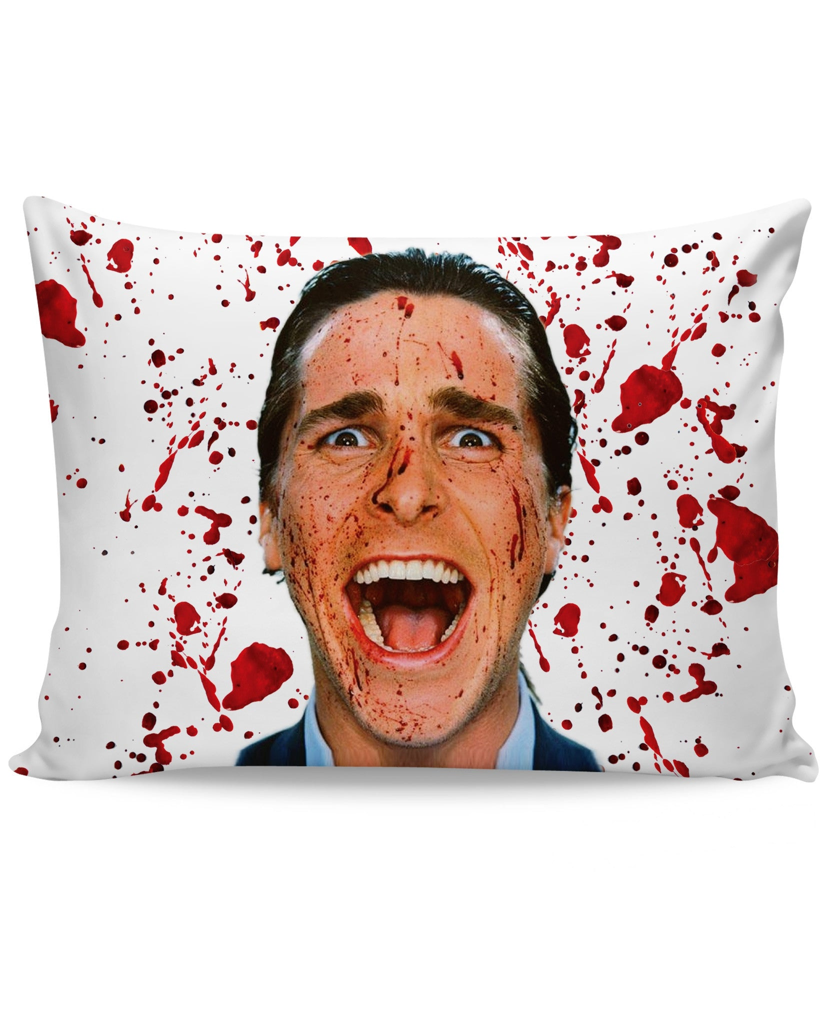 American Psycho Pillow Case
