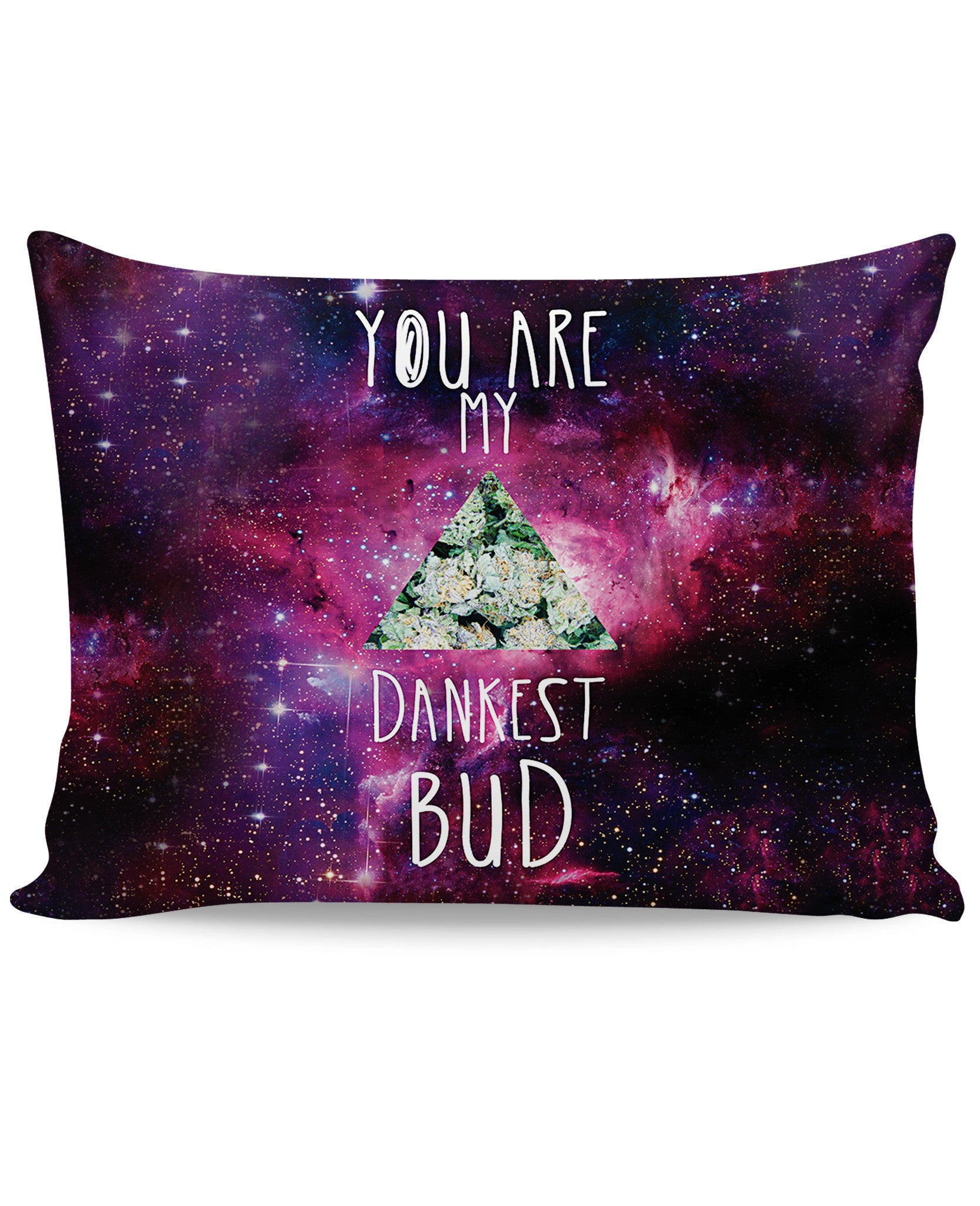 Dankest Bud Pillow Case