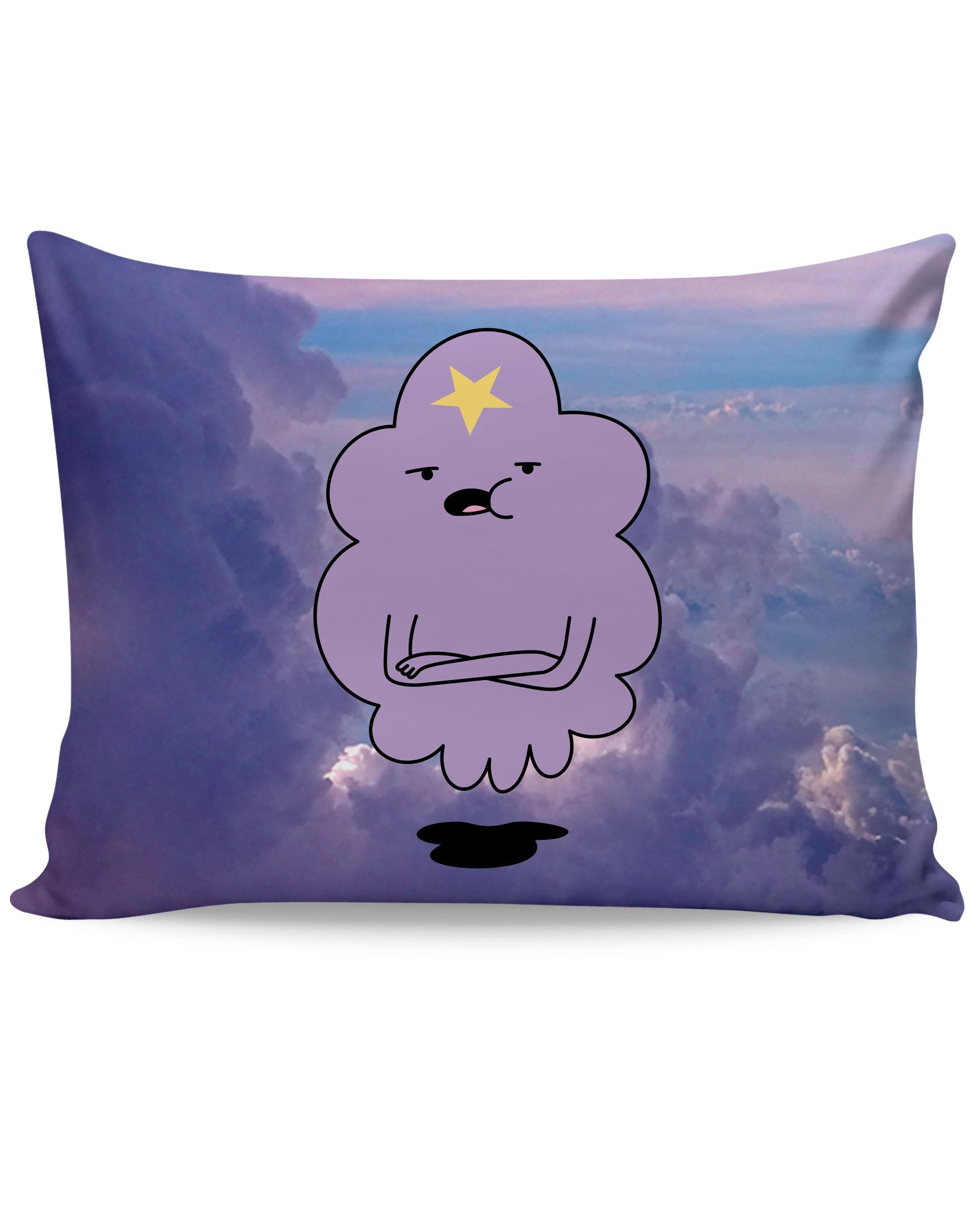 Lumpy Space Princess Pillow Case