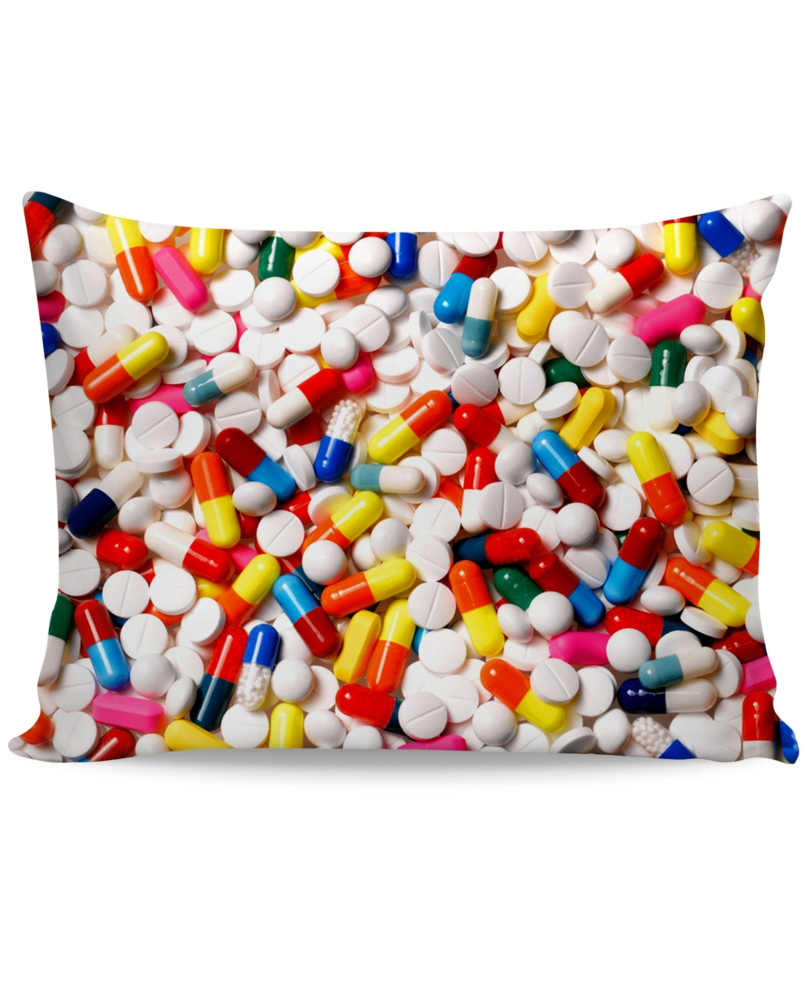 Pills Pillow Case