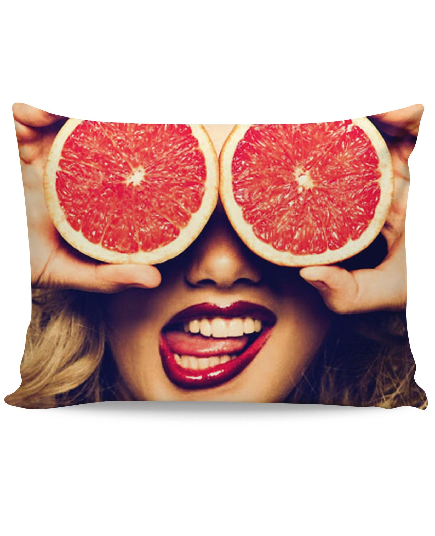 Fruity Flirt Pillow Case