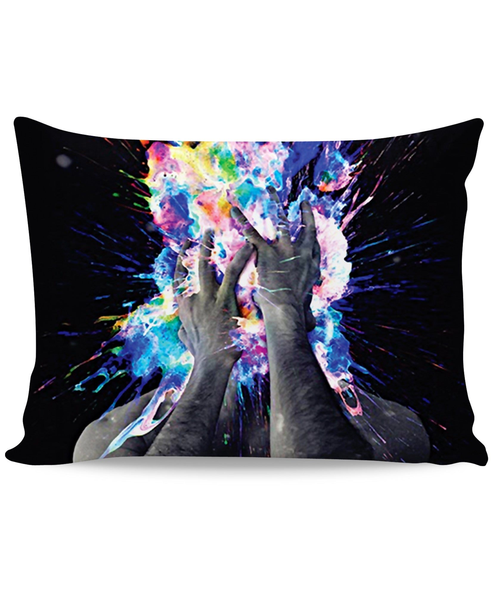 Artistic Bomb Pillow Case