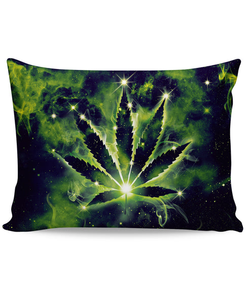 Weed Constellation Pillow Case