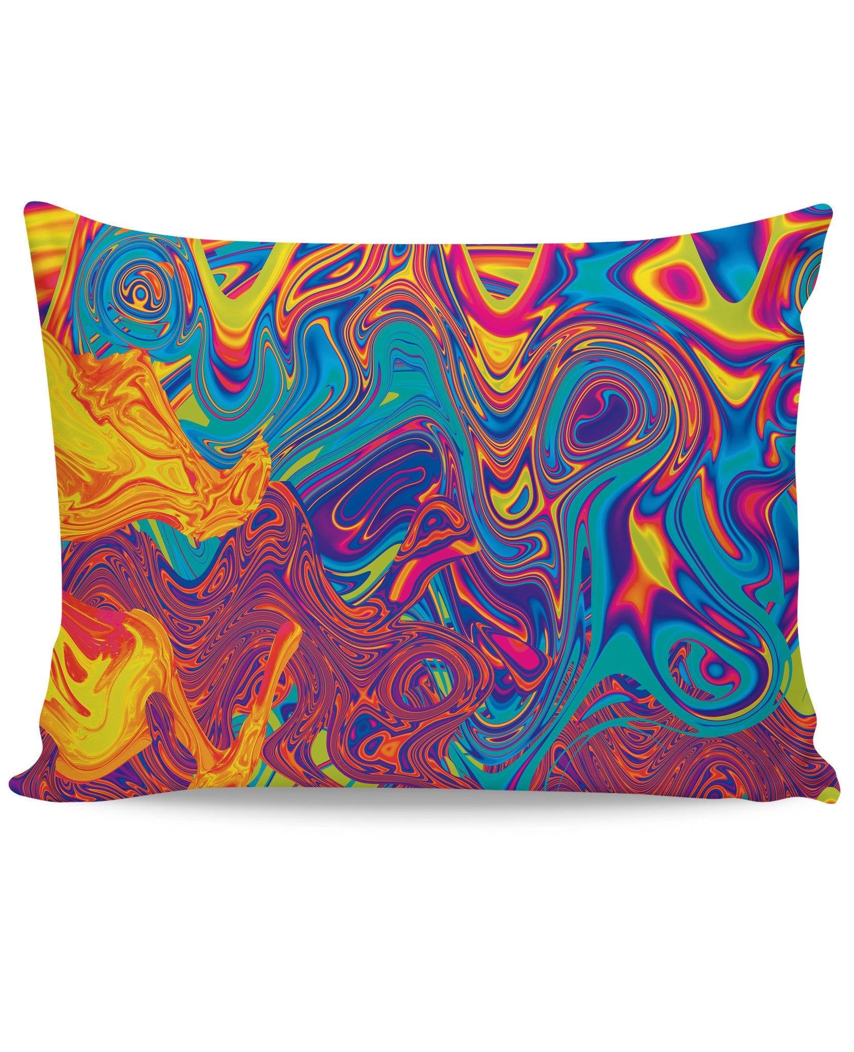 Oil Spill Pillow Case