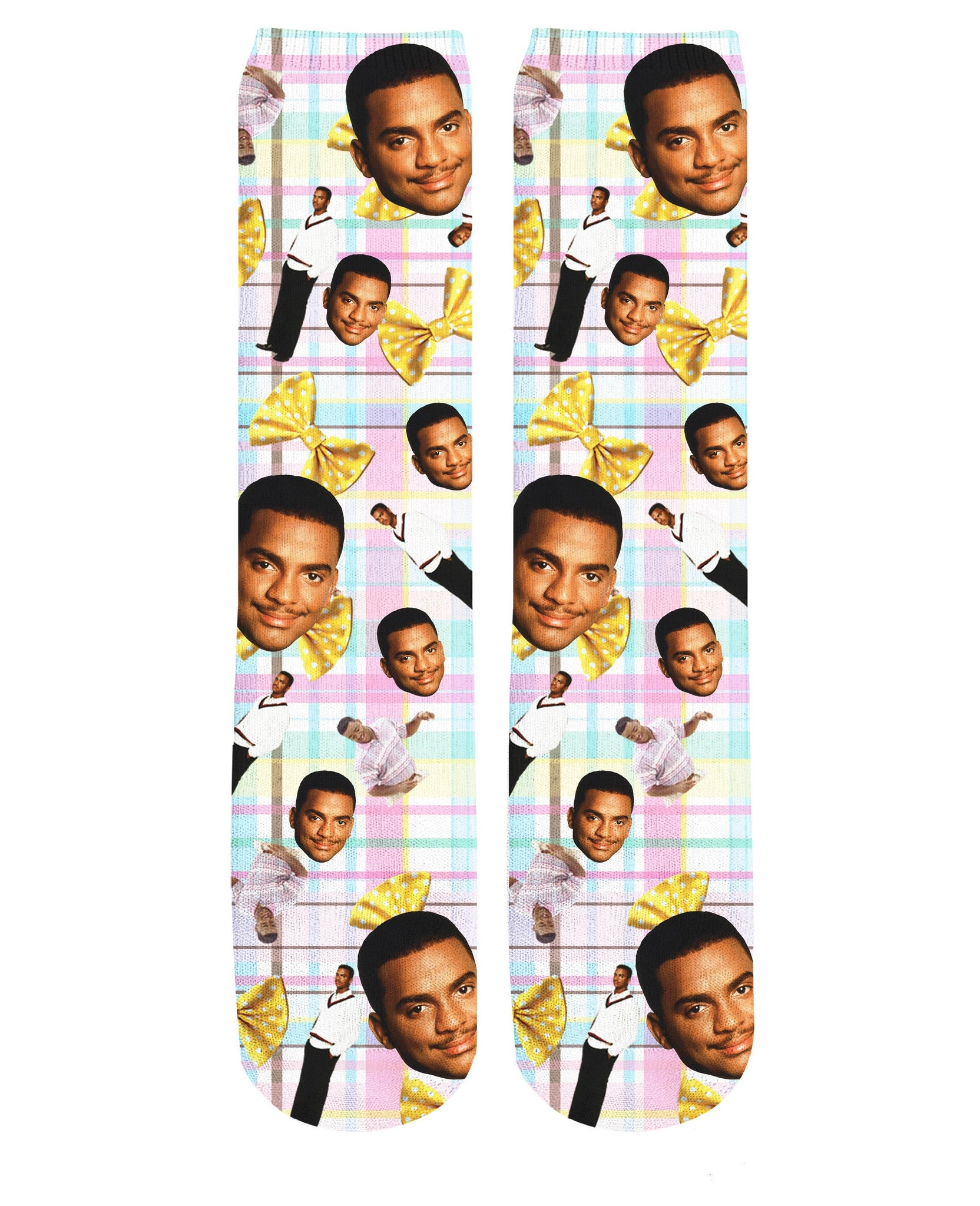 Carlton Knee-High Socks
