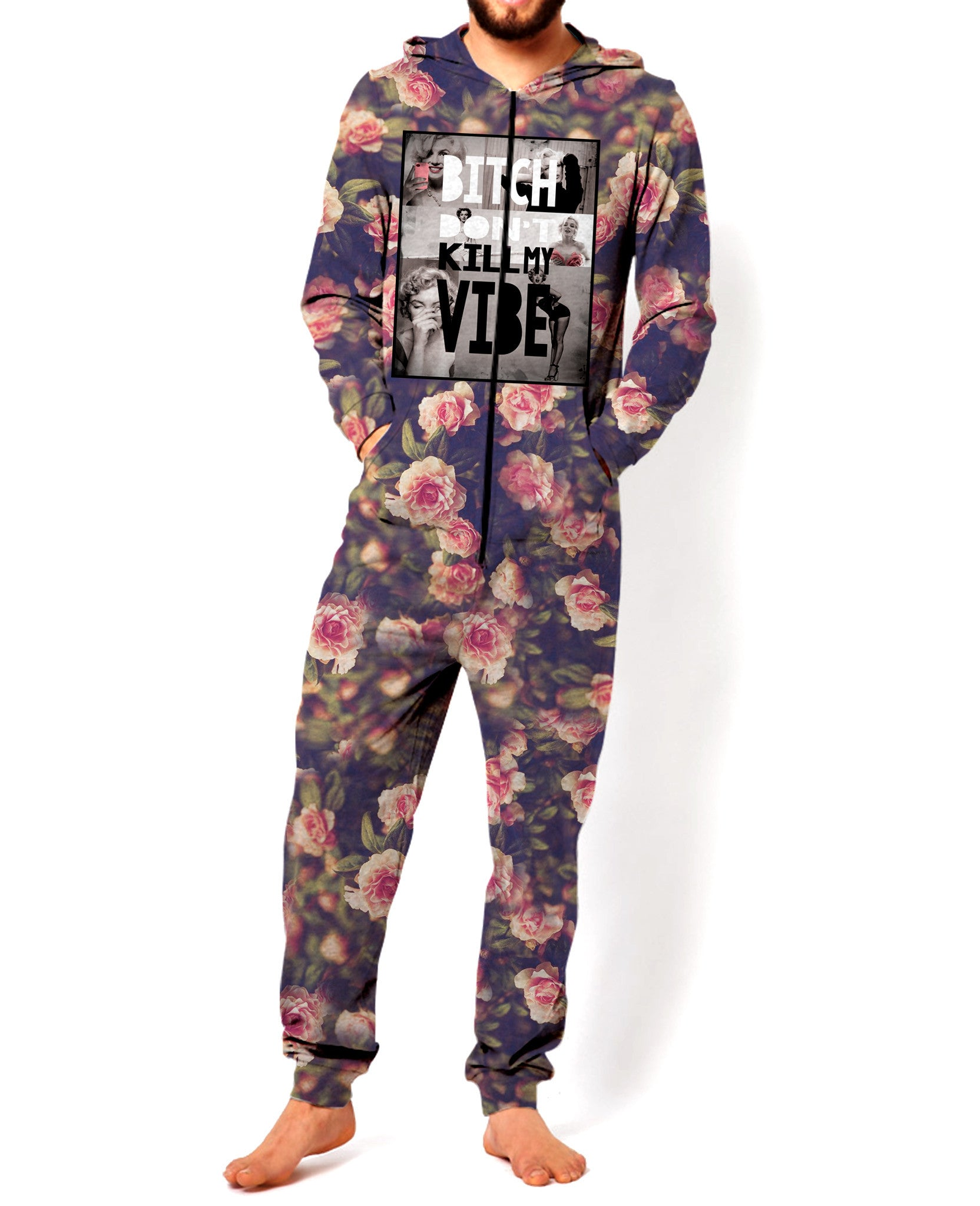 Bitch Don't Kill My Vibe Onesie