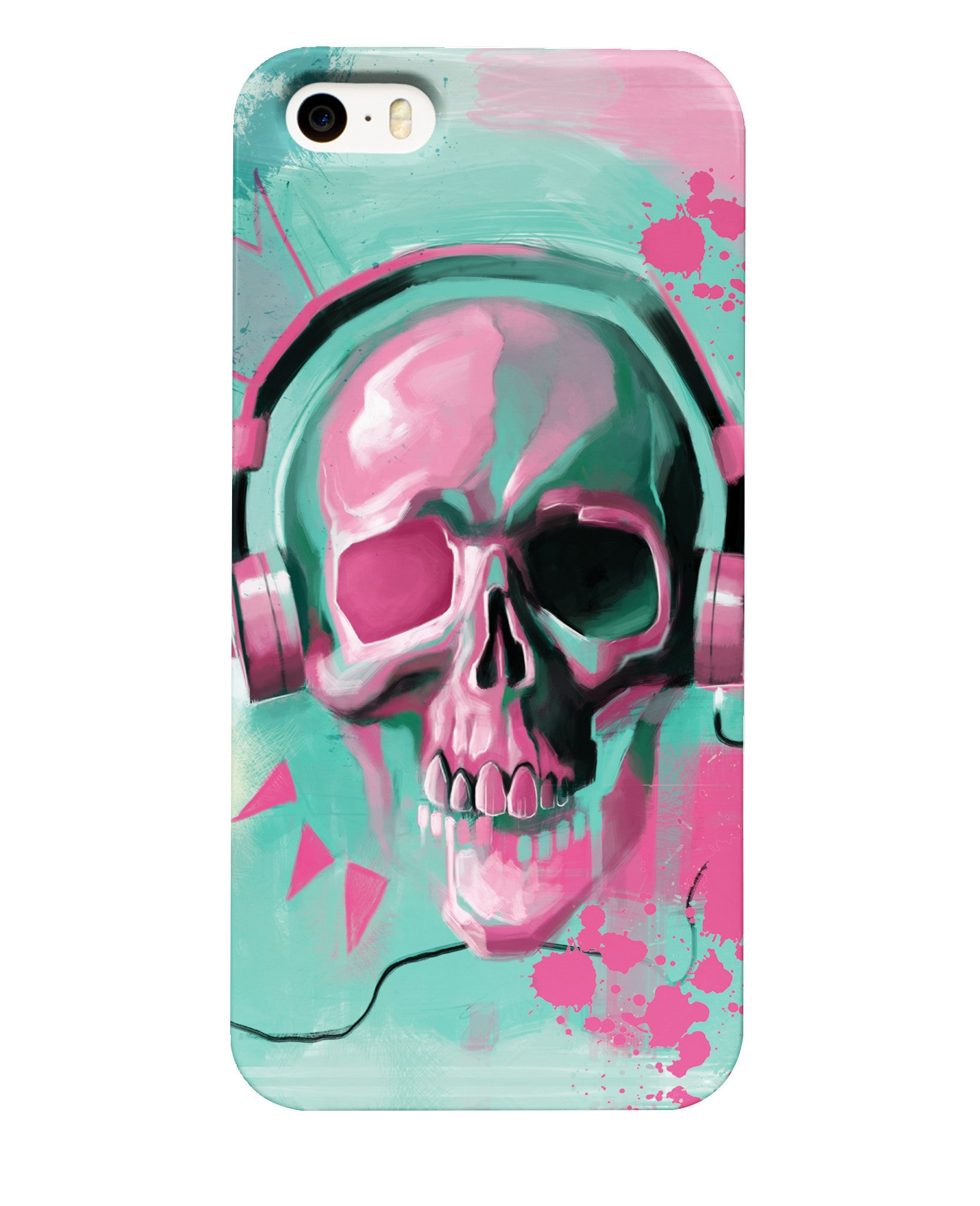 Skull Candy Phone Case