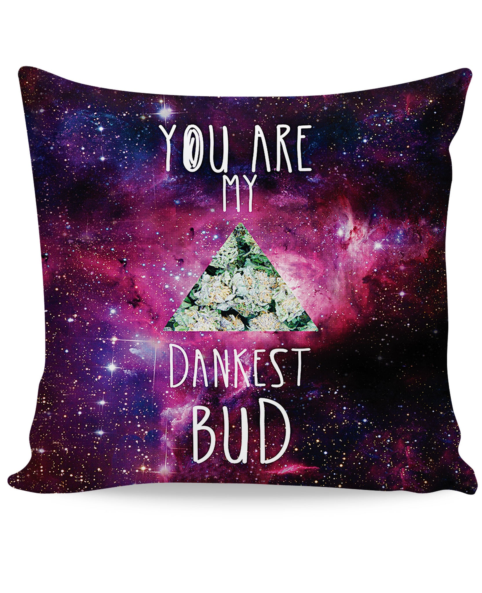 Dankest Bud Couch Pillow