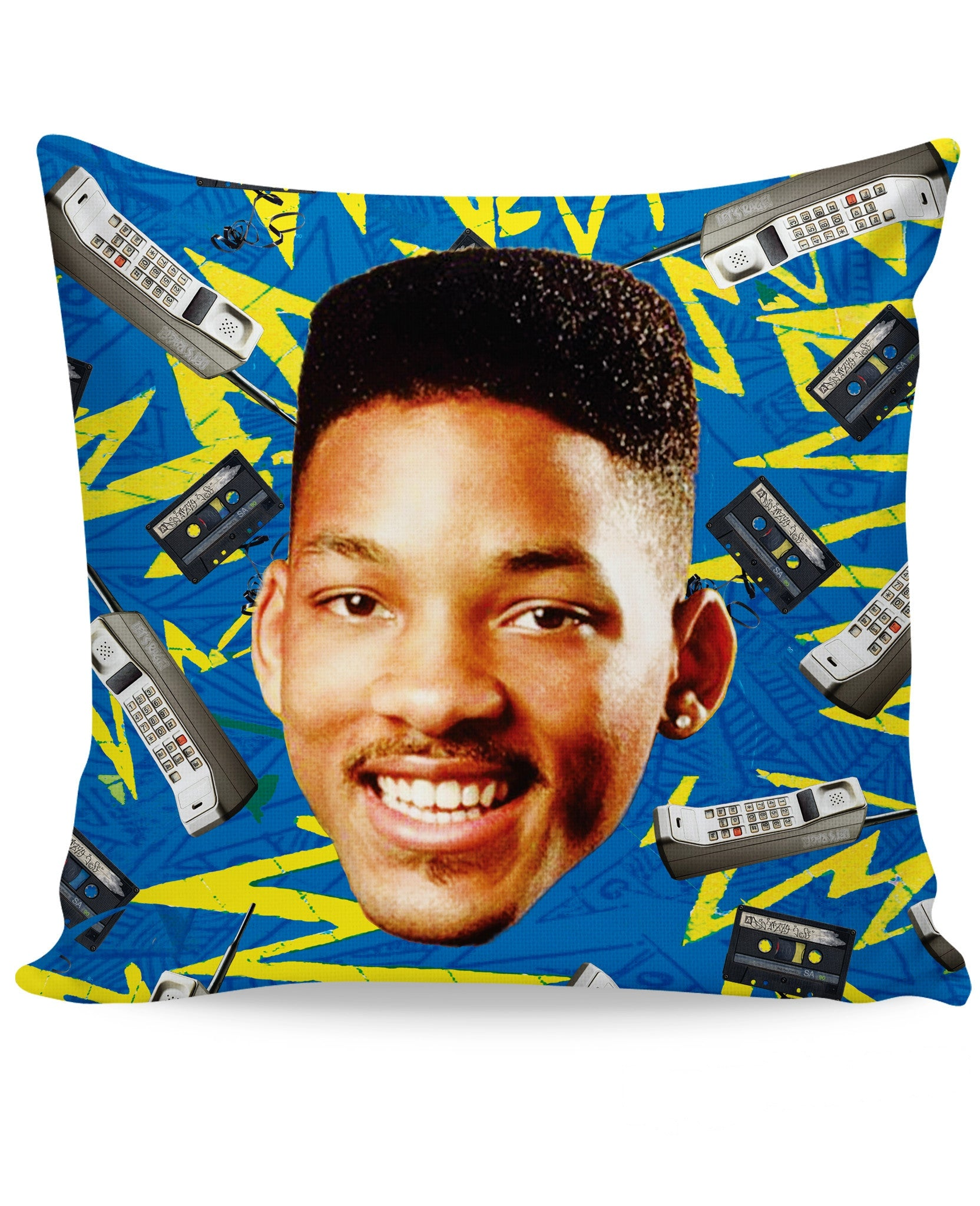 Fresh Prince Couch Pillow