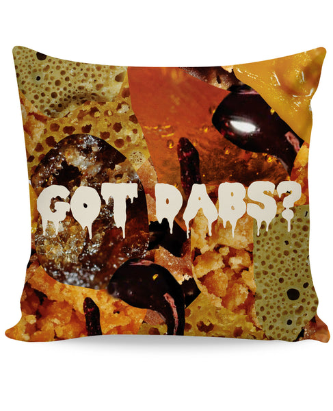 Got Dabs Couch Pillow
